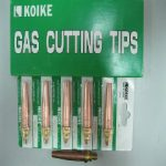 Koike Cutting Tip LPG 123