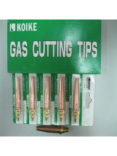 Koike Cutting Tip LPG No.1,2,3 Original